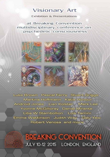 breaking convention essays on psychedelic consciousness Breaking convention essays on psychedelic consciousness one in which psychedelics and expanded consciousness are an integral part of breaking conventions in.